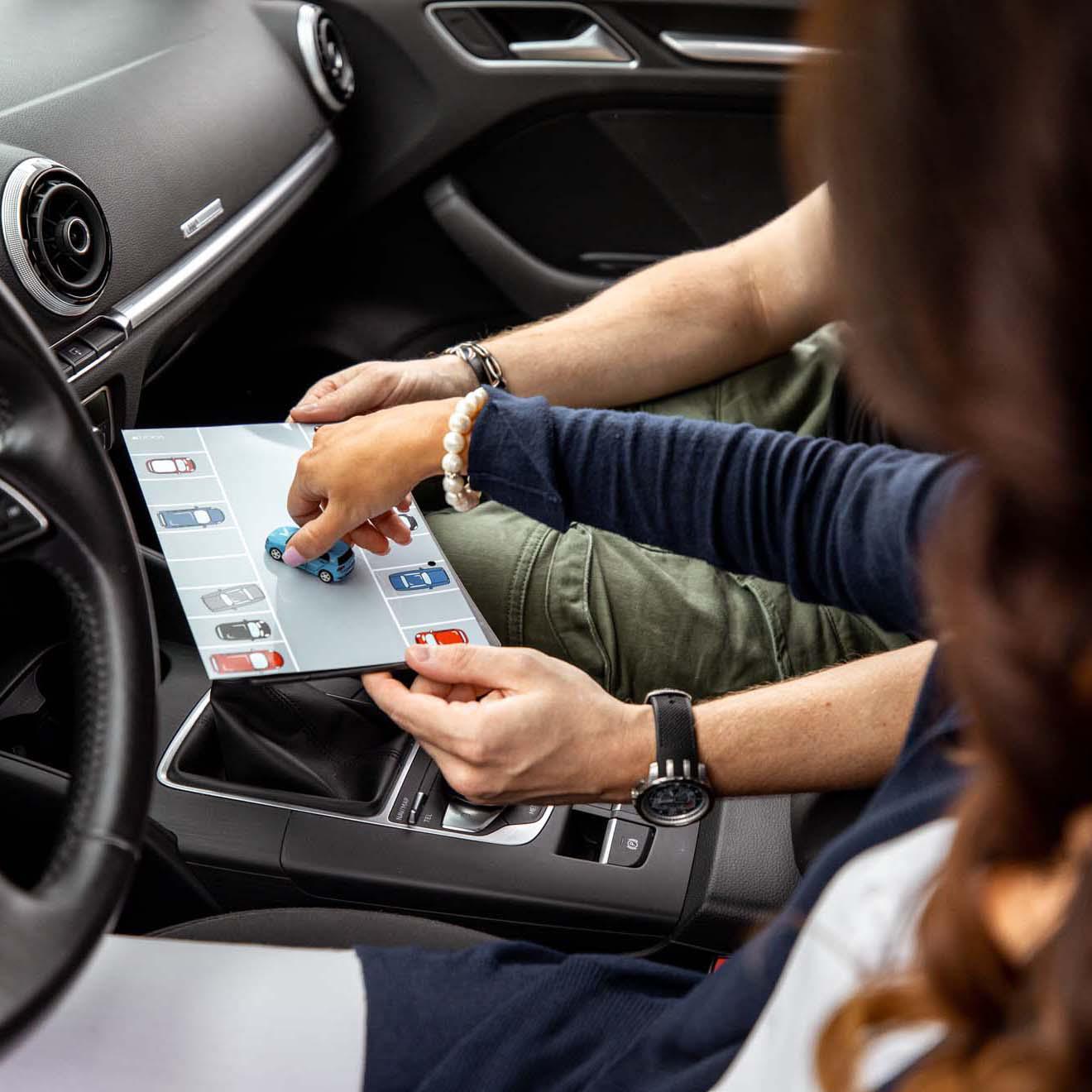 Fahrschule Lerntakt Auto Lektion Aktives Coaching Audi